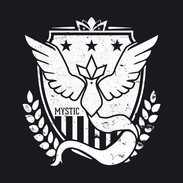 Team Mystic (White version)