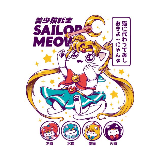 Sailor Meow