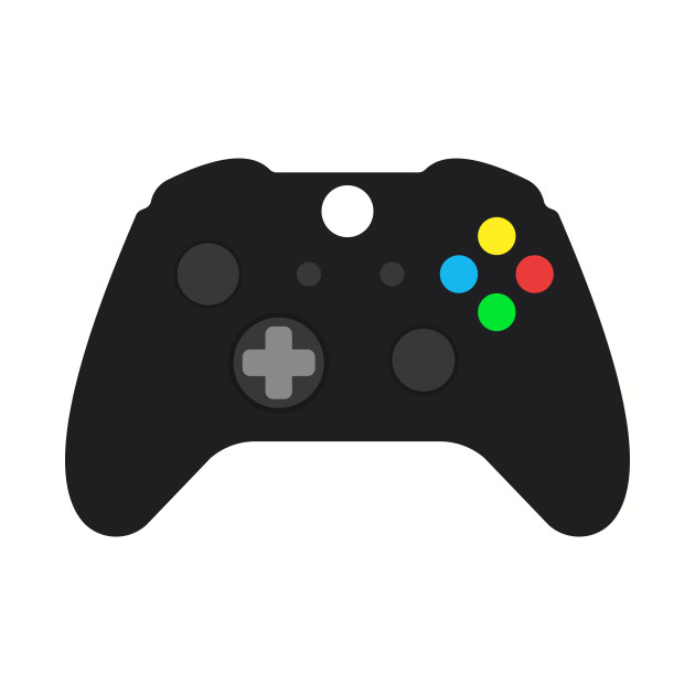 Video Game Inspired Console Gamepad