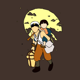 Grave of the fireflies t-shirts