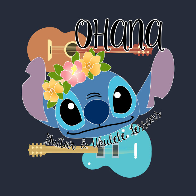 Ohana Guitar & Ukulele Lessons
