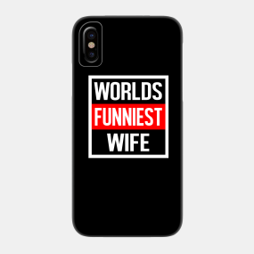 Main Tag Wife Phone Cases
