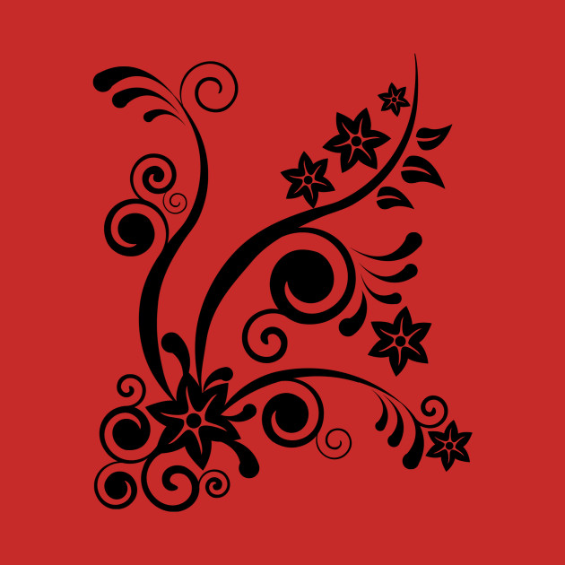 Floral Motif Batik Designs