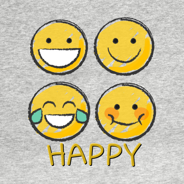 Happy Emojis Emoji World