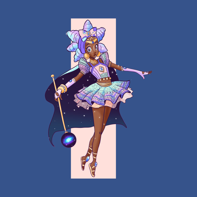African Magical Girl