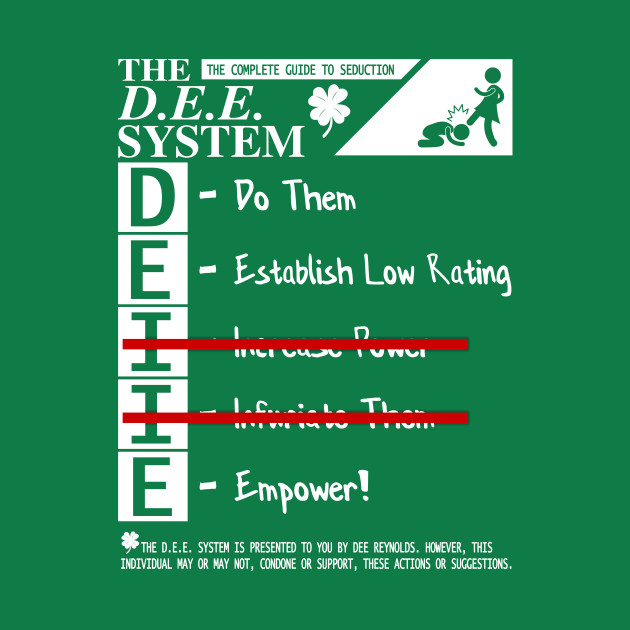 The D.E.E. System (Normal Variant)