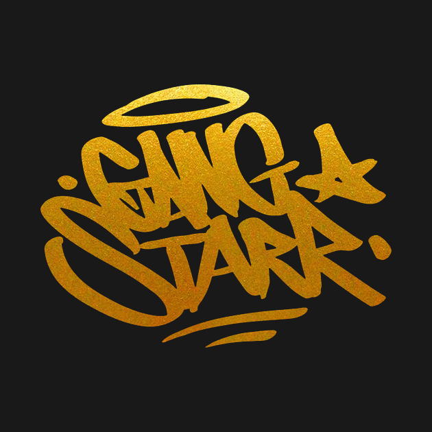 GANGSTARR | HIP-HOP | TAGGING | GRAFFITI