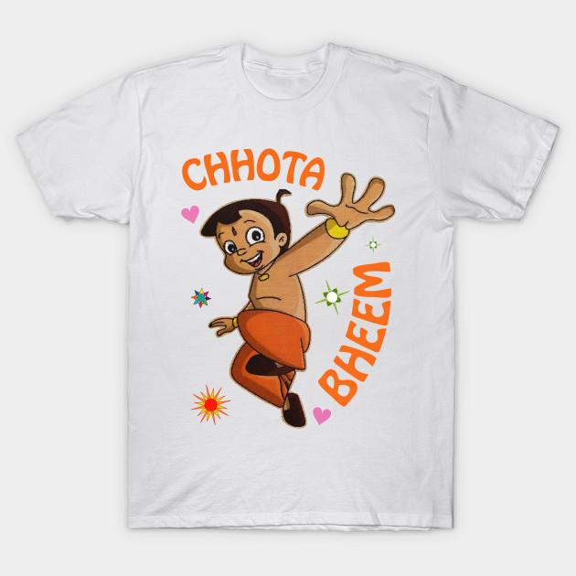 6b3f17a44415 Chhota Bheem Kids Boys Baby Chota Bheem - Chhota Bheem - T-Shirt ...