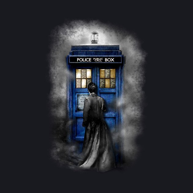 Halloween 10th Doctor lost in the mist