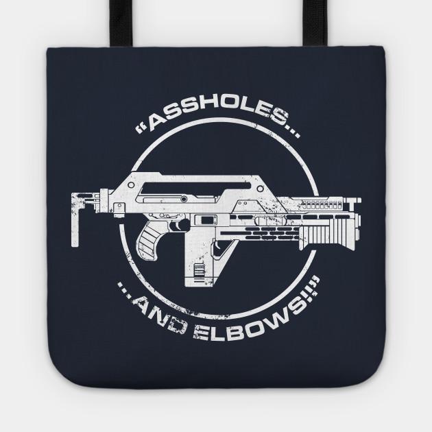 Assholes or elbows