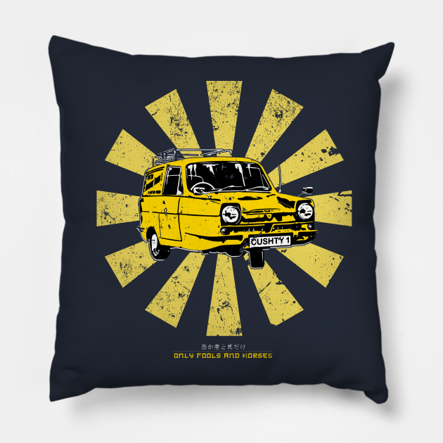 Only Fools And Horses Retro Japanese