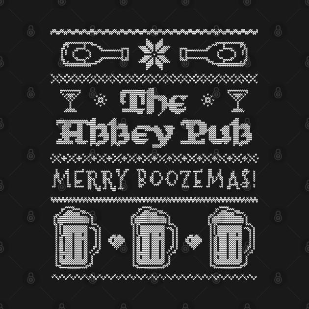 Abbey Pub Ugly Sweater