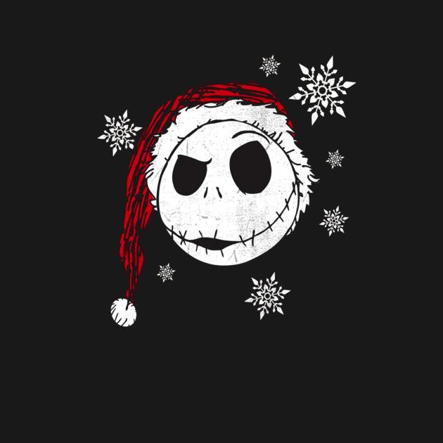 Nightmare Before Christmas Snowflake