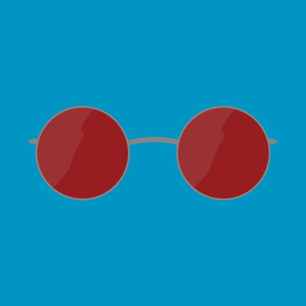 c570b4538e58 Matt Murdock Glasses - Daredevil - Kids Hoodie