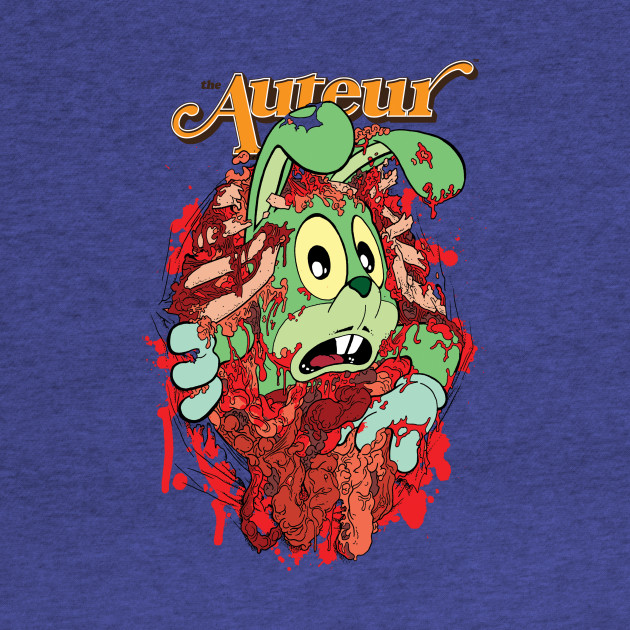 Rex Rabbit - The Auteur