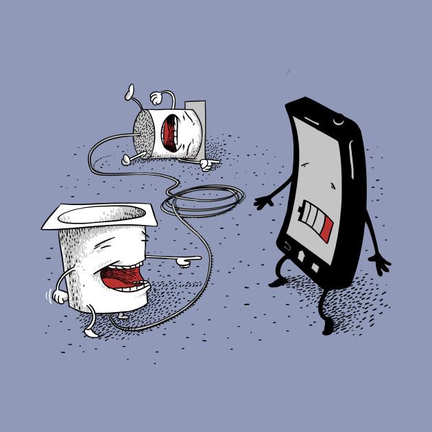 Ancient phones vs news phones.