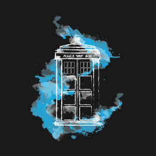 Watery TARDIS