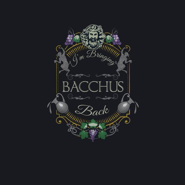 Bringing Bacchus Back Tee