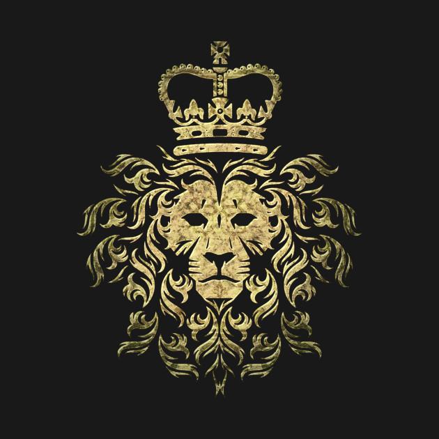 Vintage Gucci - Majestic Lion