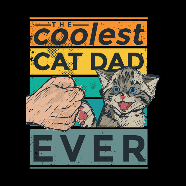 The Coolest Cat Dad Ever