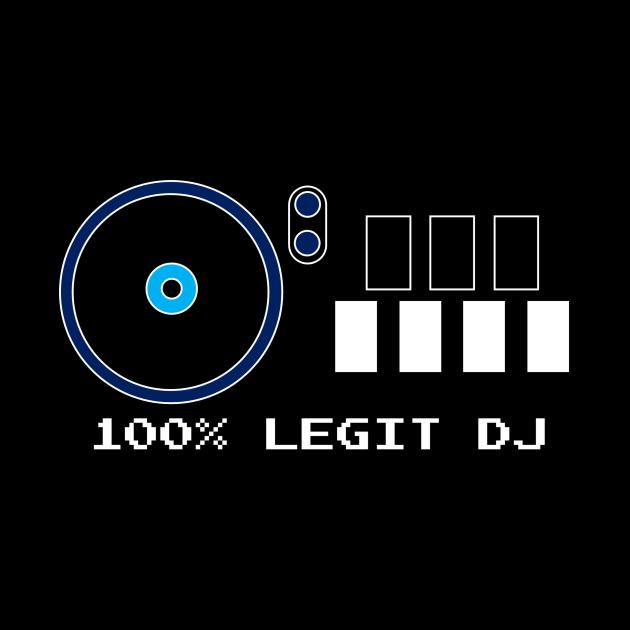100% LEGIT DJ (VER. 2)