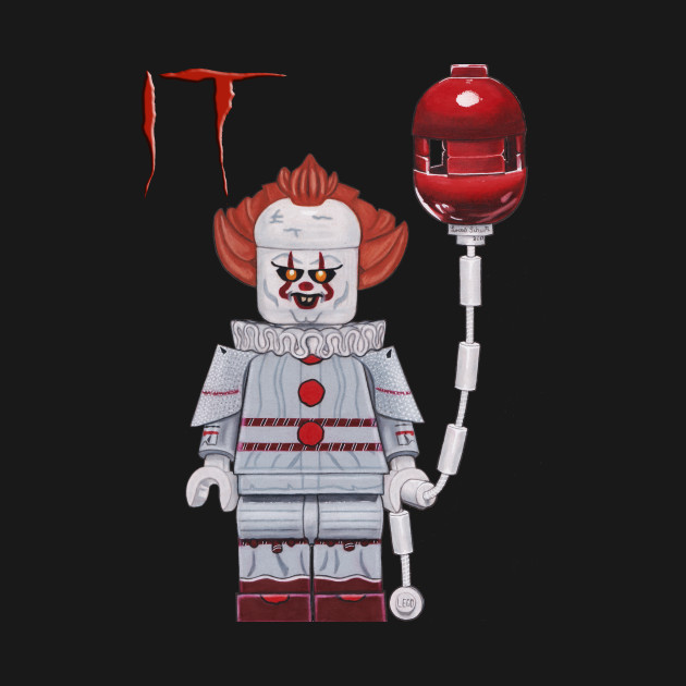 """Lego Pennywise """"IT"""""""