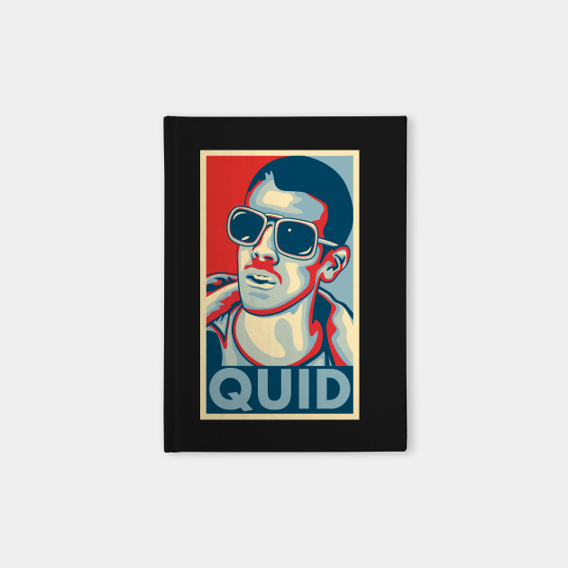 """Johnny Quid """"Hope"""" Poster"""