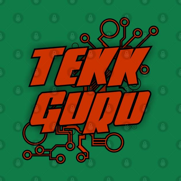 Tech Guru Technique Guru Birthday Gift Shirt Buy.