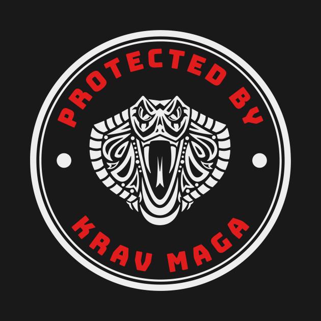 Protected By Krav Maga Martial Arts