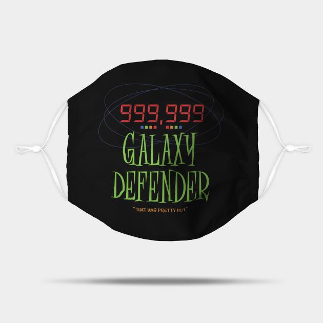 Galaxy Defender - Men in Black Alien Attack