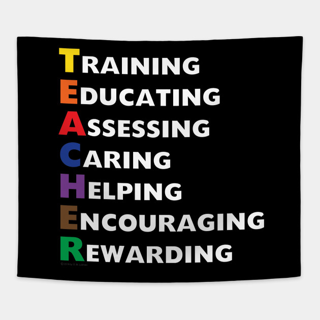 Teacher Appreciation Quotes Definition Meaning Red For Ed. Teach, Inspire,  Motivate, Love, Mentor, Coach & Encourage