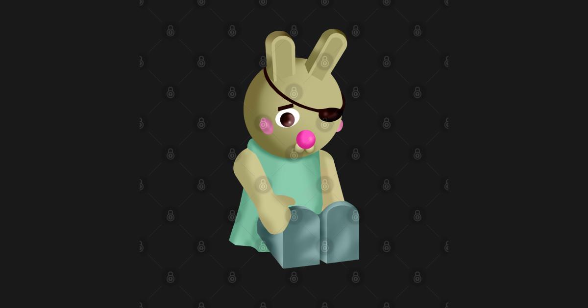Piggy Roblox, Bunny - Piggy Roblox - Kids T-Shirt | TeePublic