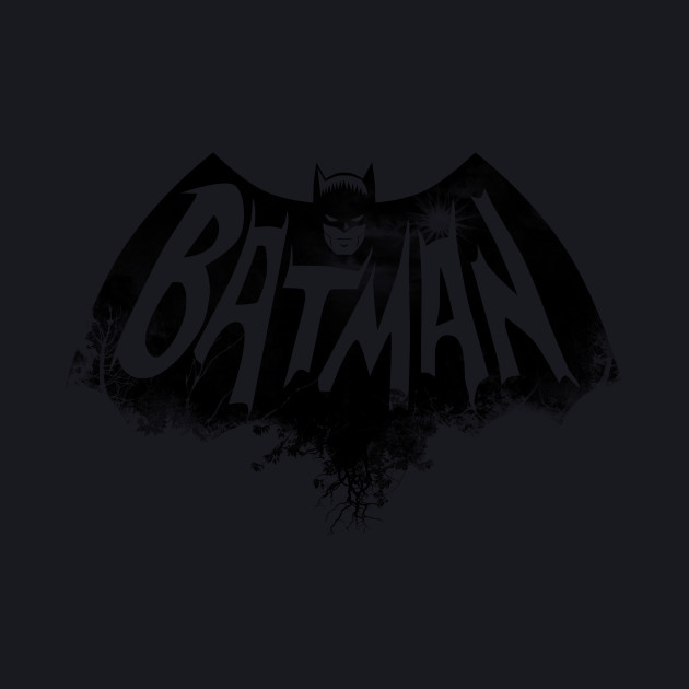 classic Batman the dark knight