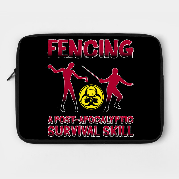 Fencing: A Post-Apocalyptic Survival Skill