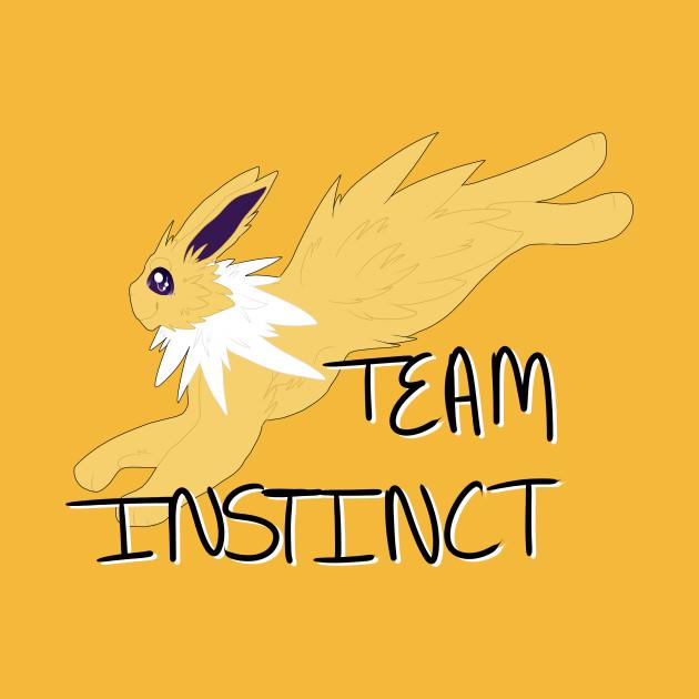 team instinct jolteon