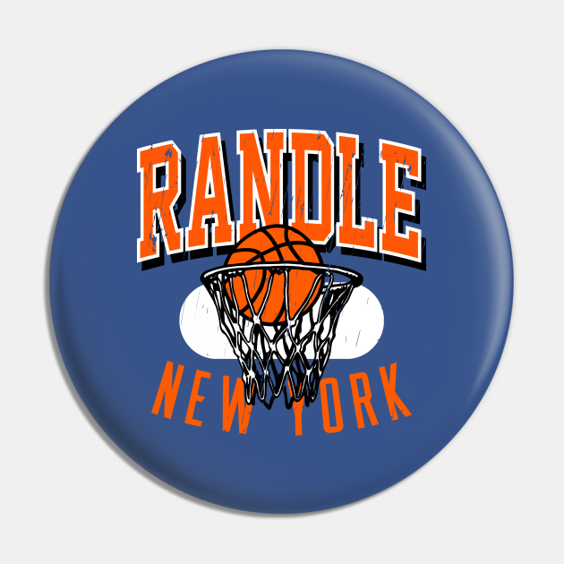Vintage Style 90's New York Basketball