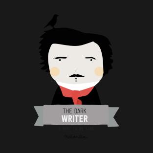 Little dark writer t-shirts