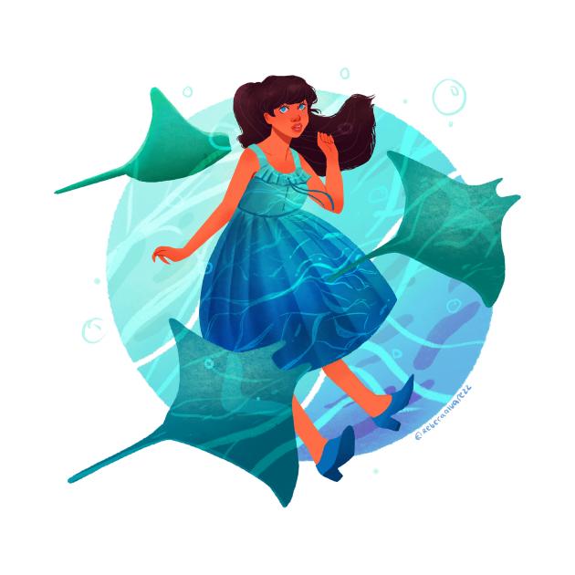 Underwater Gal