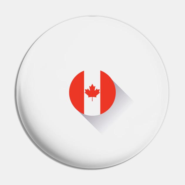Minimal Canada Flag
