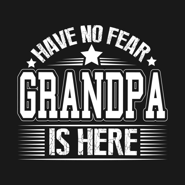 Grandpa Is Here