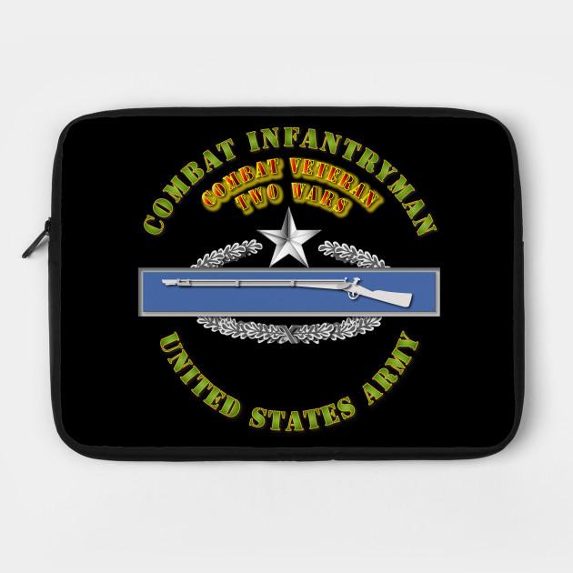CIB - 2nd Award - Combat Veteran
