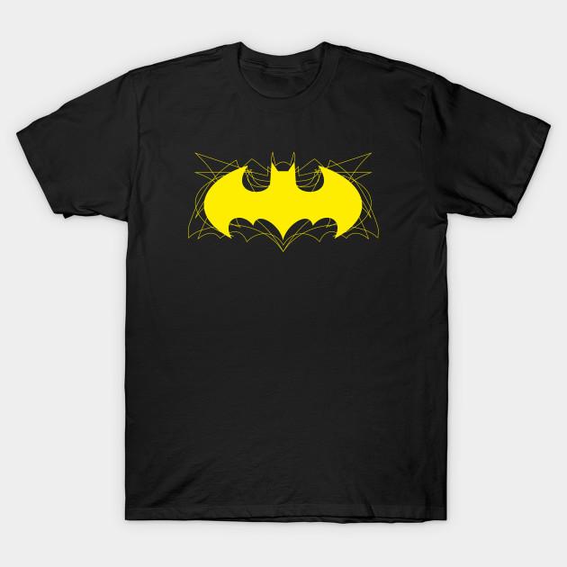 The Bat Symbols Batman T Shirt Teepublic