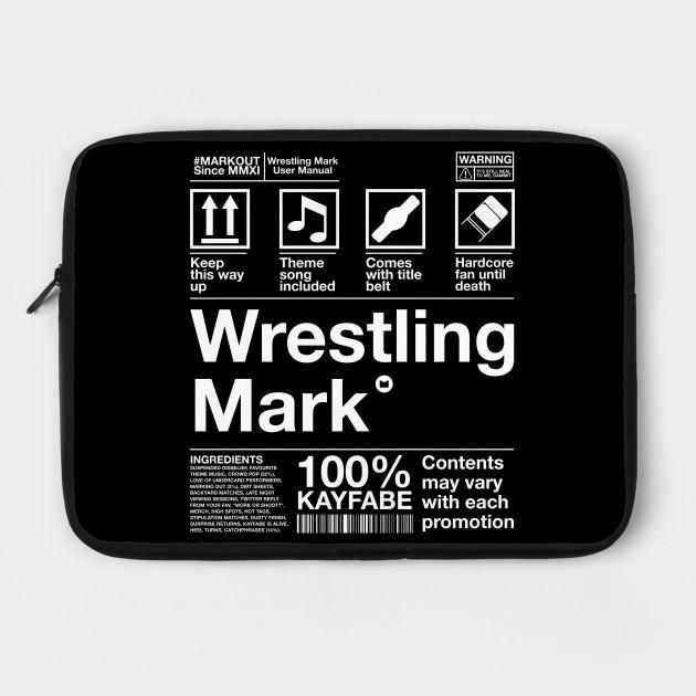 Wrestling Mark Manual!