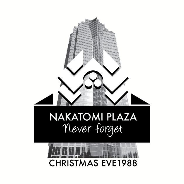 Never Forget Nakatomi Plaza Christmas Eve 1988