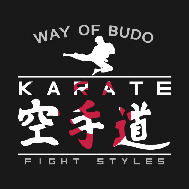 Fight Styles - Karate