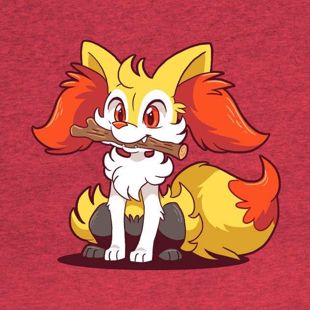 Braixen Fetch