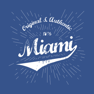 Original Miami City Shirt t-shirts