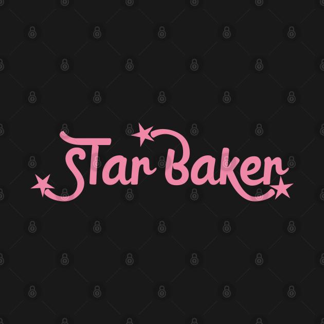 pink star baker