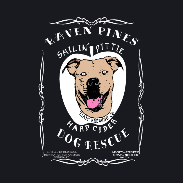 raven pines smilin pittie hard cider