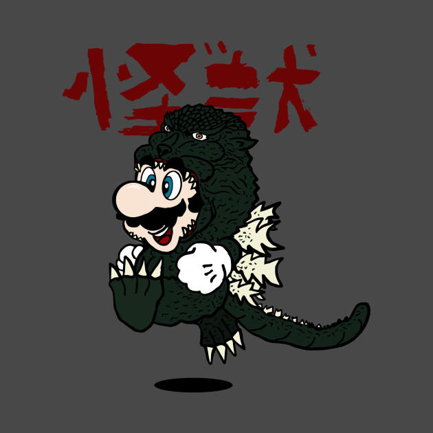 Kaiju Suit T-Shirt